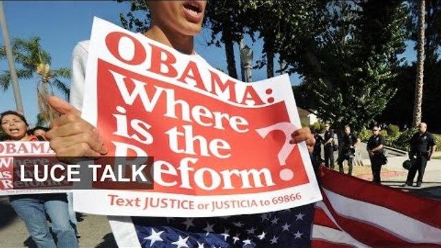 Obama's immigration crisis