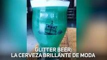 Glitter beer: la cerveza con purpurina que está de moda