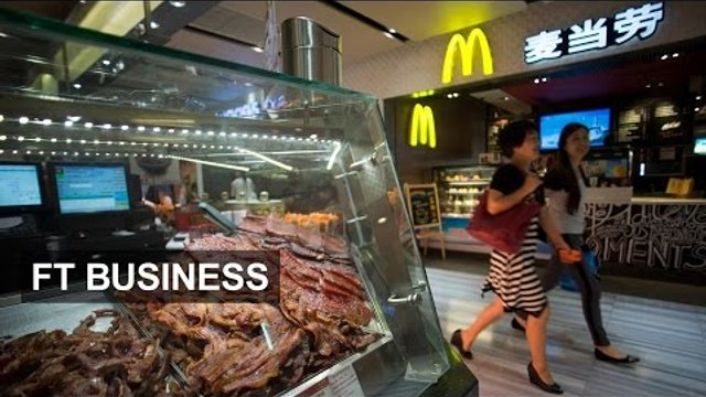 China detains five in meat scandal | FT Business