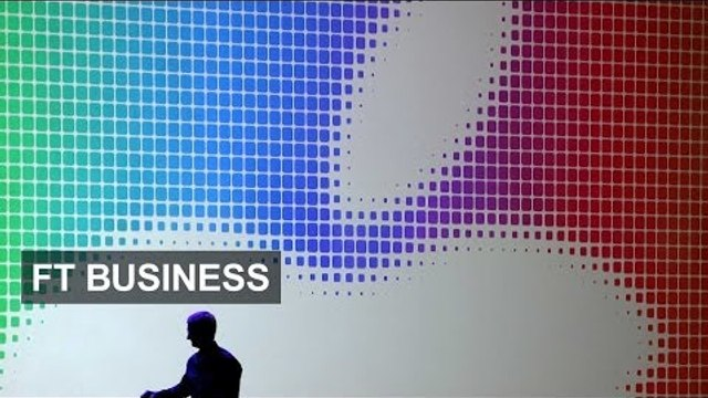 Apple's new tech steps up fight with Google | FT Business