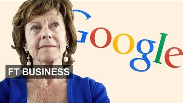 Kroes on EU and Google | FT Business