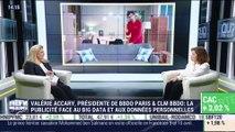 Valérie Accary, présidente de BBDO Paris & CLM BBDO - 05/04 (1/2)