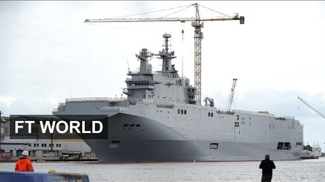 France halts warship sale to Russia