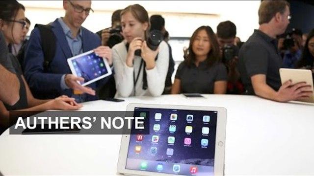 Apple in the iPad era