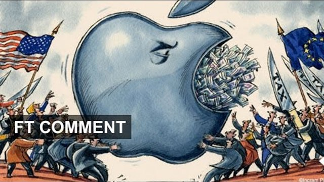 Google tax deal heralds global showdown    FT Comment