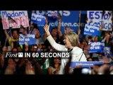 Trump and Clinton's Super Tuesday, grey hair | FirstFT