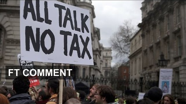 Impact of Cameron's tax disclosures | FT Comment