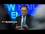 Andrew Bailey to lead FCA  | FT Business