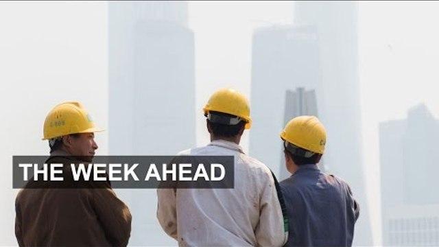 China concerns, US bank results | The Week Ahead
