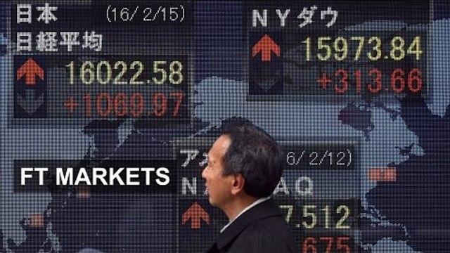 Markets rebound | FT Markets