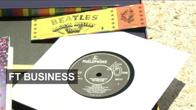 Vinyl revolution | FT Business