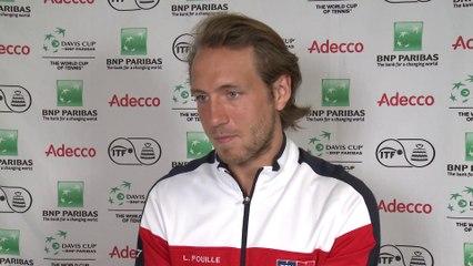 Interview: Lucas Pouille (FRA)
