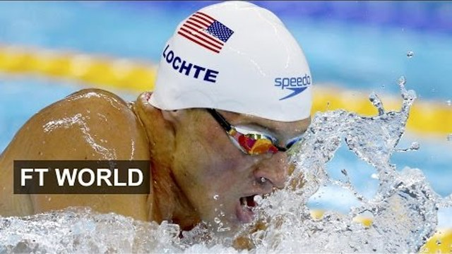US swimmers embroiled in Olympics scandal | FT World