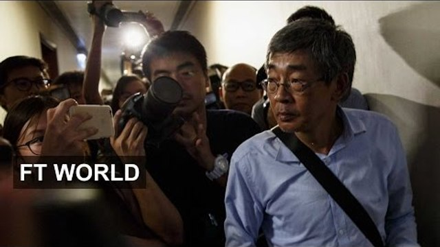 HK bookseller speaks out on return from China I FT World