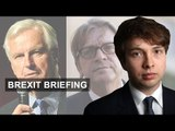 EU launches task force | Brexit Briefing