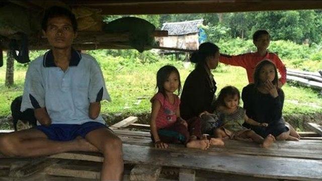 Victims of Laos' forgotten war