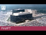 NSA contractor charged   FirstFT