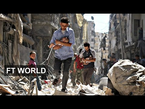 Syrian ceasefire on brink of collapse   FT World