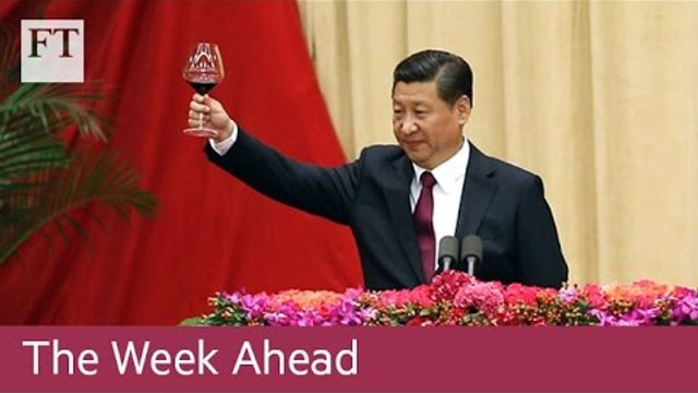 Chinese plenum, tech results | The Week Ahead