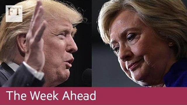 US presidential debate, Opec meeting
