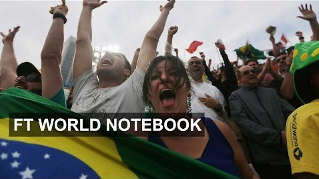 Rio Olympics wins over fans | FT World Notebook
