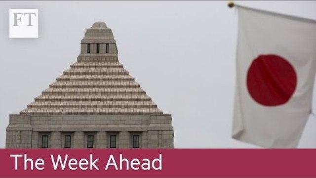 The Week Ahead -  BoJ meeting, FedEx results