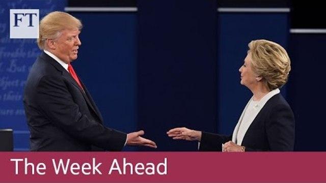 US presidential debate, UK inflation | The Week Ahead