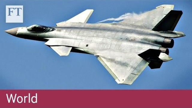 China launches J 20 stealth fighter | FT World