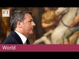 End of Renzi era - View from Rome | World