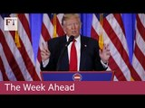 Trump's inauguration, Davos starts | The Week Ahead