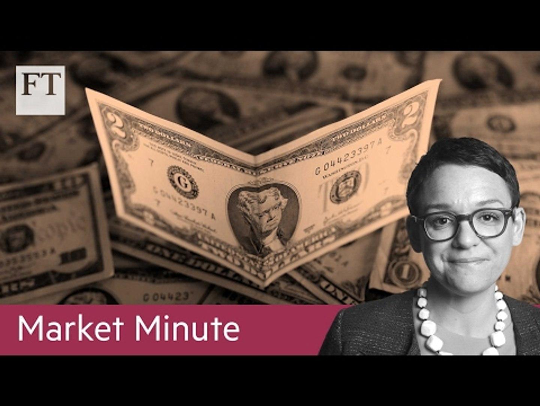 Dollar weakens as US wage growth stalls   Market Minute