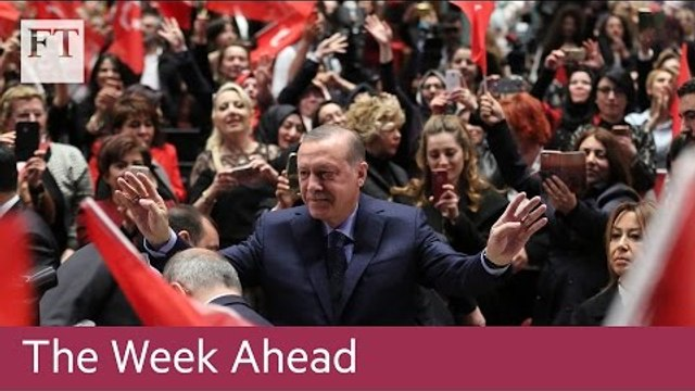 Turkey votes, US banks report results