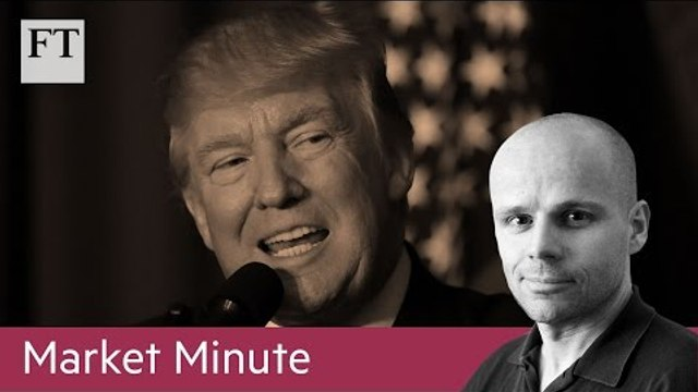 Markets rattled by US Syria strike | Market Minute