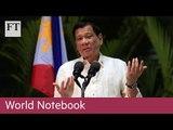 Philippine president battles ouster   World Notebook