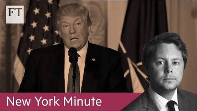 Trump shakes up markets - again