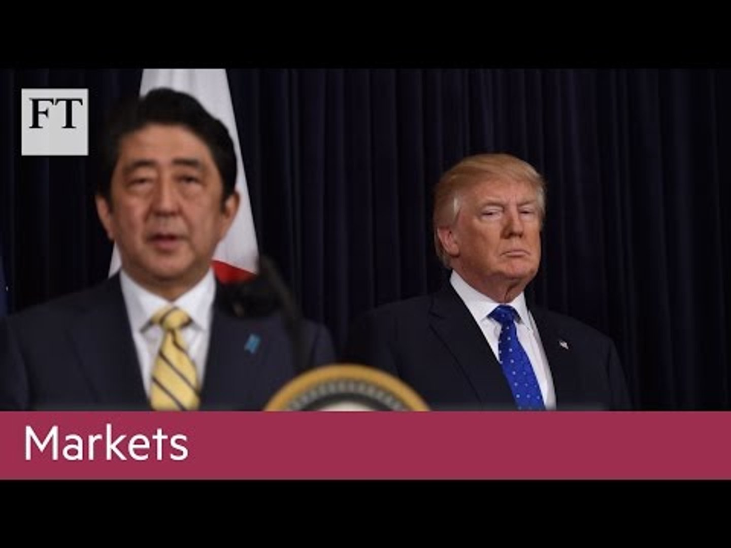 Trump draws battle lines in currency wars | Markets