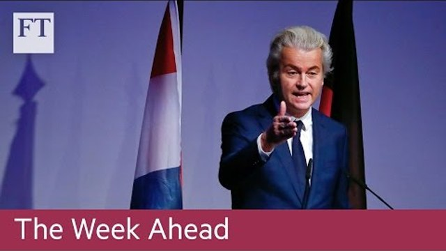 Dutch election, Fed rate meeting