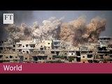 Syrian fighting intensifies   World