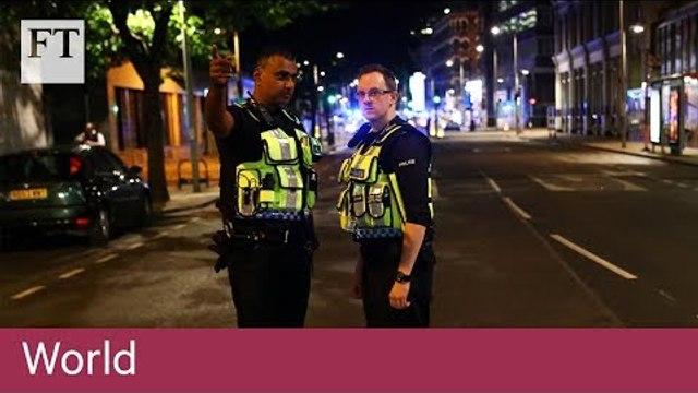 London Bridge terror attack in pictures   World