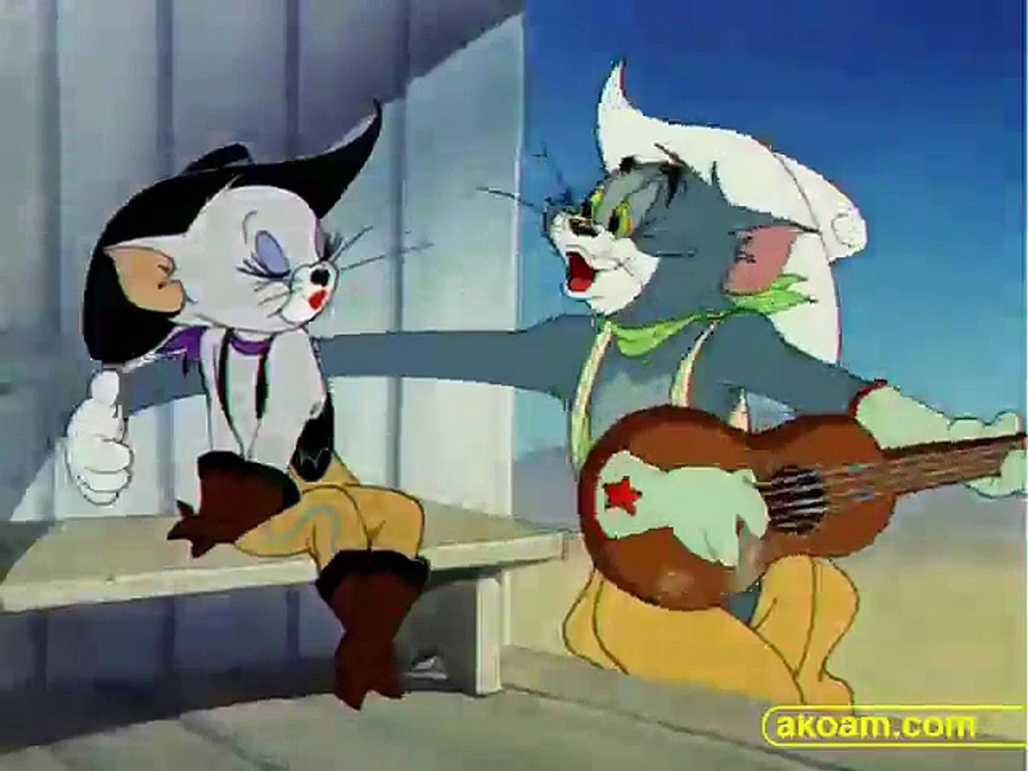 Texas Tom - Tom and Jerry (49)