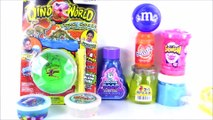 AMAZON SLIME Review! ASMR! Soda Slime! Unicorn Galaxy Slime! Crunchy CLEAR Putty! FUN