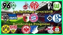 FIFA 18 Bundesliga Prognose 29.Spieltag 2017/2018 Alle Spiele, alle Tore Deutsch (HD)