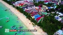 Philippines : l'île de Boracay fermée aux touristes pour six mois