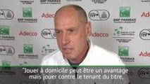 """Coupe Davis - Barazzutti : """"Jouer à domicile peut être un avantage mais..."""""""