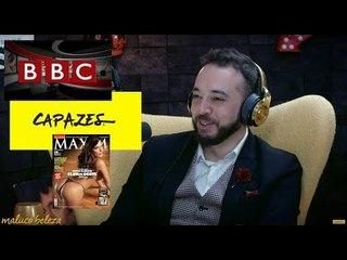 """Maluco Beleza - """"Batia punhetas com a Maxim"""" -  Rui Sinel de Cordes (pt4)"""