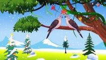 Les douze jours de noël - chansons de Noël populaires pour les enfants