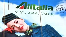 Alitalia, al borde de la quiebra