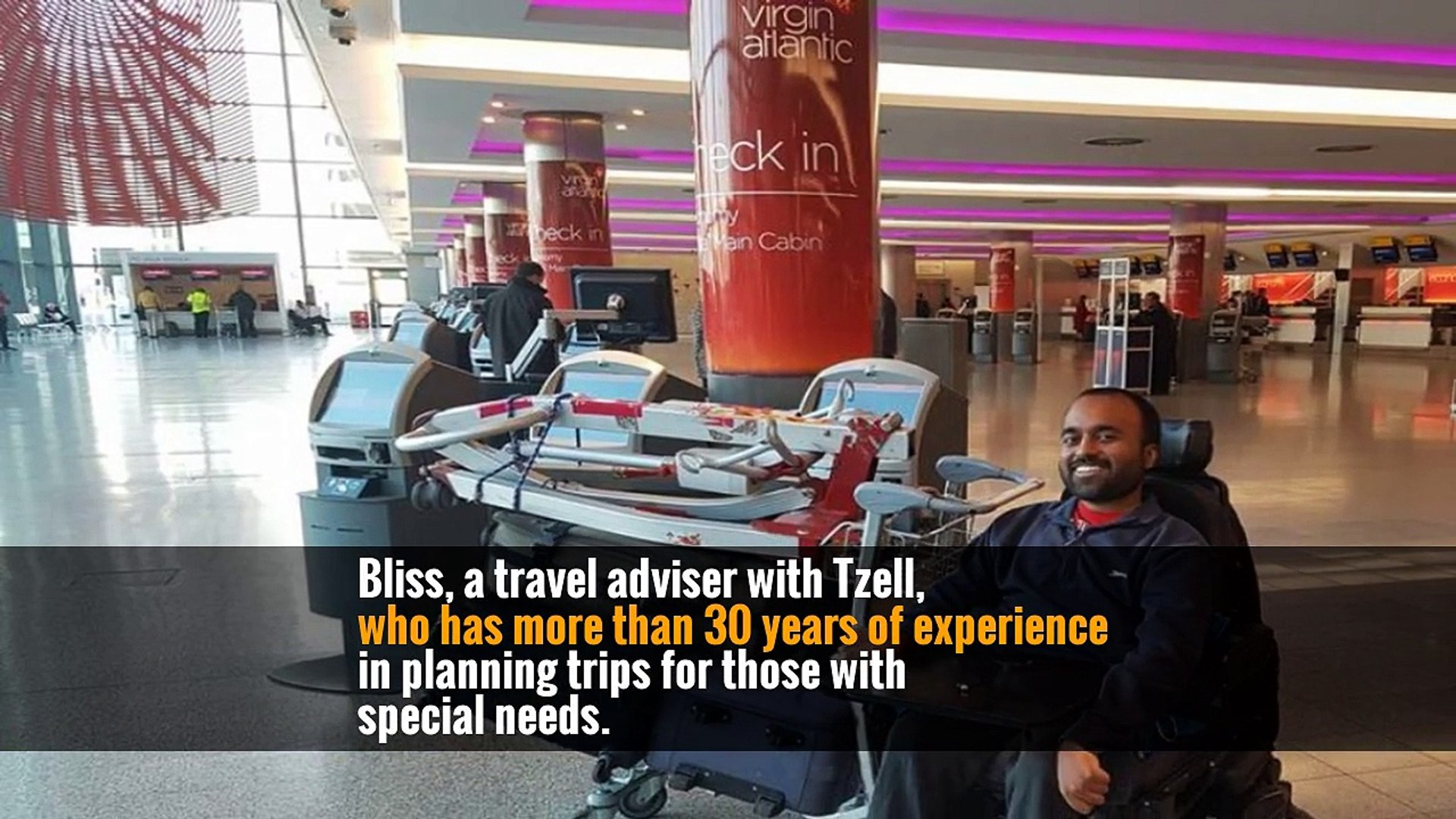 Six Simple Tips for Smooth Travel with a Disability