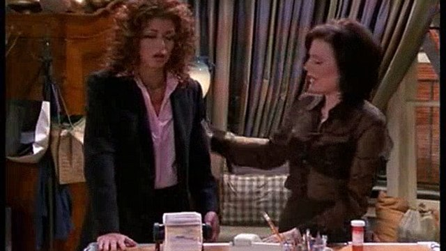 Will & Grace S01E07 Where There's A Will, There's No Way