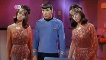 Muere Leonard Nimoy, el comandante Spock en 'Star Trek'